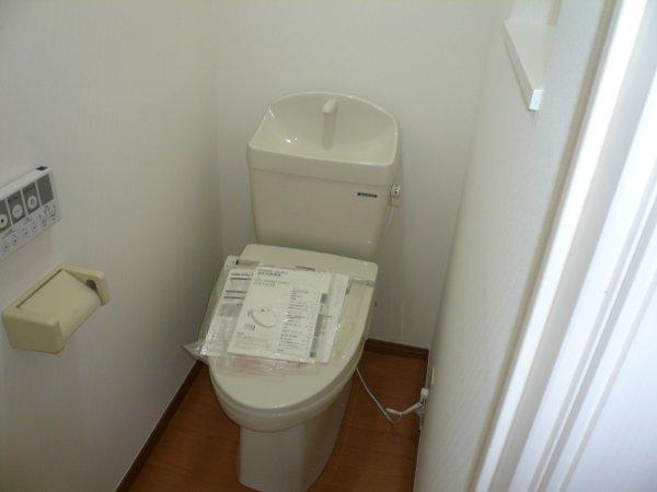 壁リモコントイレ