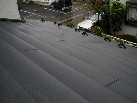 屋根葺き替えカレッセ