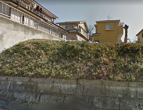 高台の吉見町の土地
